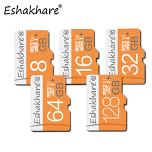 Original Quality Genuine High Speed Memory Card 8G 16G 32G 64G 128G Class 10 Micro SD Card mini memory TF Card with free adapter