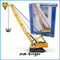 Mr.Froger 1 : 87 Cable Excavator model alloy Engineering Construction vehicles truck Decoration Classic children Toy gift