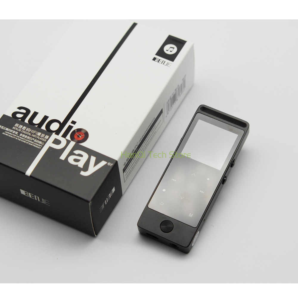 新加入の Bluetooth 4.0 Mp3 プレーヤータッチスクリーン BENJIE S8 スポーツ音楽プレーヤーエントリーレベルロスレス MP3 音楽プレーヤーレコーダー