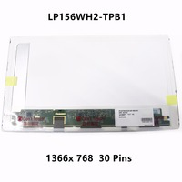 15.6 ''LCD Écran Panneau D'affichage Matrice Pour Dell Latitude E5510 E6510 CLAA156WA12 LTN156AT08 LP156WH2 TPB1 B156XW02 V.5 1366x768