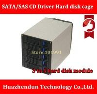Free Shipping DHL 3 turn 5 hot plug five bit module. NSN module 3.5 inch 2.5 inch hard disk cage hard disk module