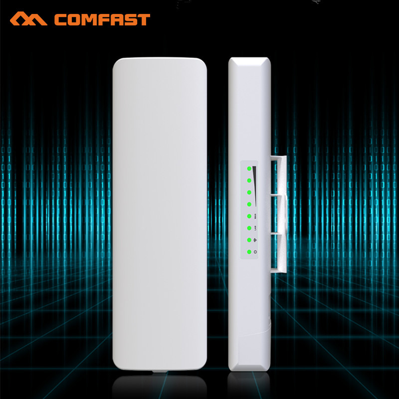 Comfast Wireless outdoor cpe 150Mbps WIFI signal booster Amplifier repeater Network bridge Antenna wi fi access point AP router