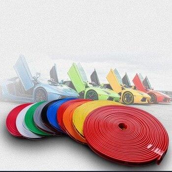 8M Roll rimblade voiture v hicule couleur roue jantes protecteurs d cor bande pneu garde ligne