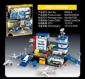 Love·Thank you Miniature Tomica Parking kids toy For Boys