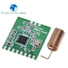 CC1101 אלחוטי מודול ארוך מרחק שידור אנטנה 868MHZ SPI ממשק נמוך כוח M115 עבור FSK GFSK לשאול OOK MSK 64 בתים