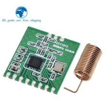CC1101 Wireless Module Long Distance Transmission Antenna 868MHZ SPI Interface Low Power M115 For FSK GFSK ASK OOK MSK 64 byte