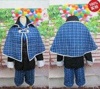 Shugo Chara Guardians Tadase Hotori Seiyo Academy School Uniform Cosplay Costume C018