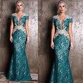 Robe de Mera mariee 2017 Profundo Decote Em V Sexy Mãe de Laço Azul Mãe da Noiva Dreses Evening Partido Vestidos Vestidos de Madre