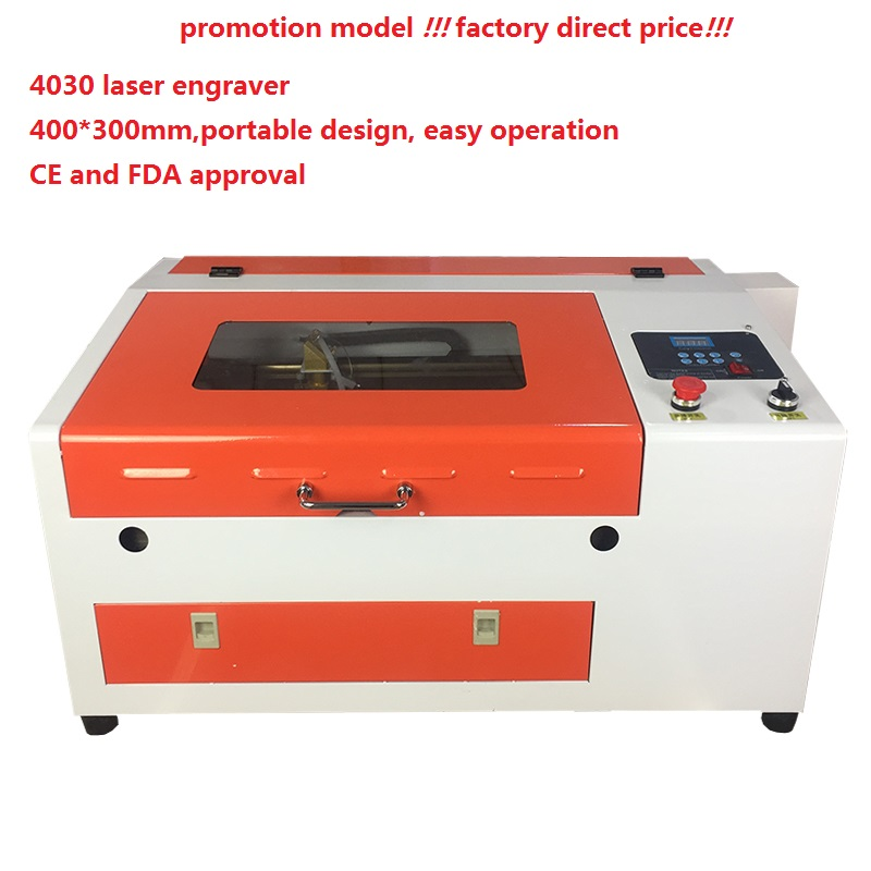 US $799 0 |4030 50w laser engraver cutter water cooling coreldraw software  laser engraving machine with electrical up and down table-in Wood Routers