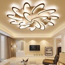 lustre de plafond moderne Ceiling Lights LED Living room Bedroom luminaire plafonnier Lampara de techo Modern Ceiling lamp LED недорго, оригинальная цена