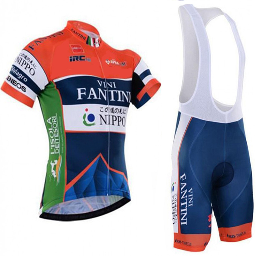 купить NEW  FANTINI Team cycling jersey/ cycling clothing/Breathable sports wear cycling wear FANTINI  Free Shipping customize дешево