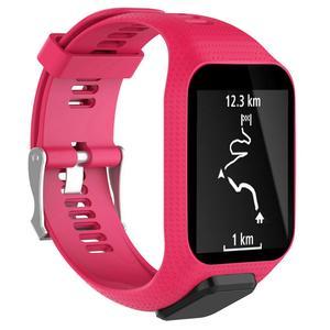 Image 2 - XBERSTARสายรัดข้อมือสำหรับTomTom Runner 2 3สายนาฬิกาสำหรับTomTom Sparkนักกอล์ฟAdventurer Spark 3 GPS Watch TPE