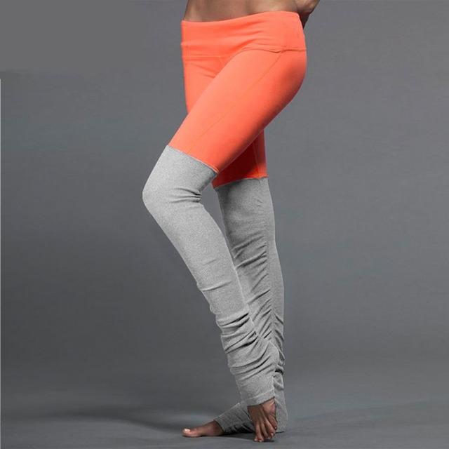 Fitness Leggings Patchwork