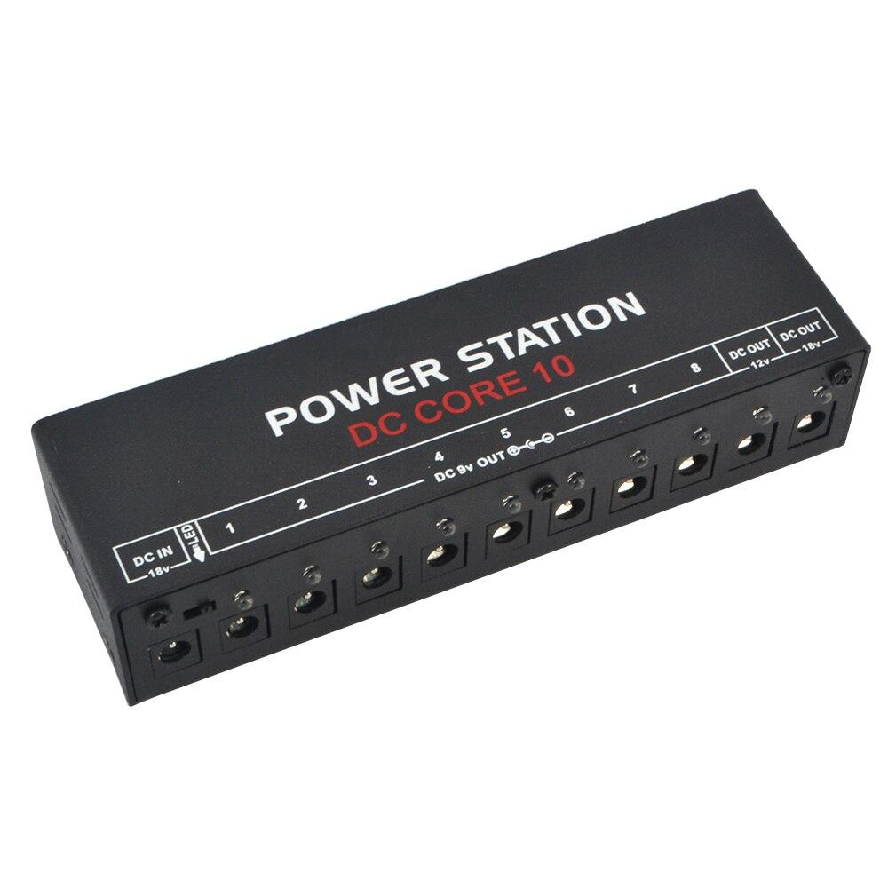 buy kebidueu plug portable mini guitar power supply for 9v 12v 18v guitar. Black Bedroom Furniture Sets. Home Design Ideas
