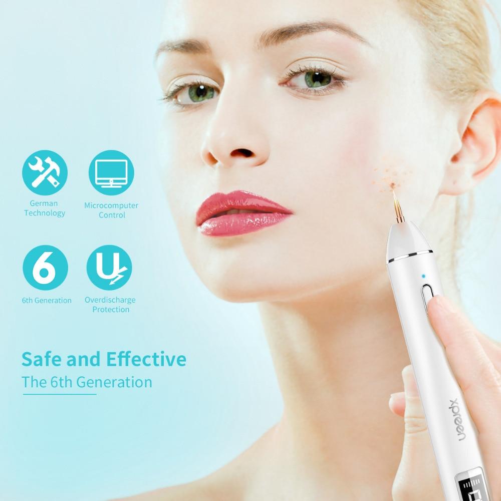 Plasma Pen LCD Laser Pen Machine Mole Tattoo Remover Machine Skin Tag Removal Spot Cleaner