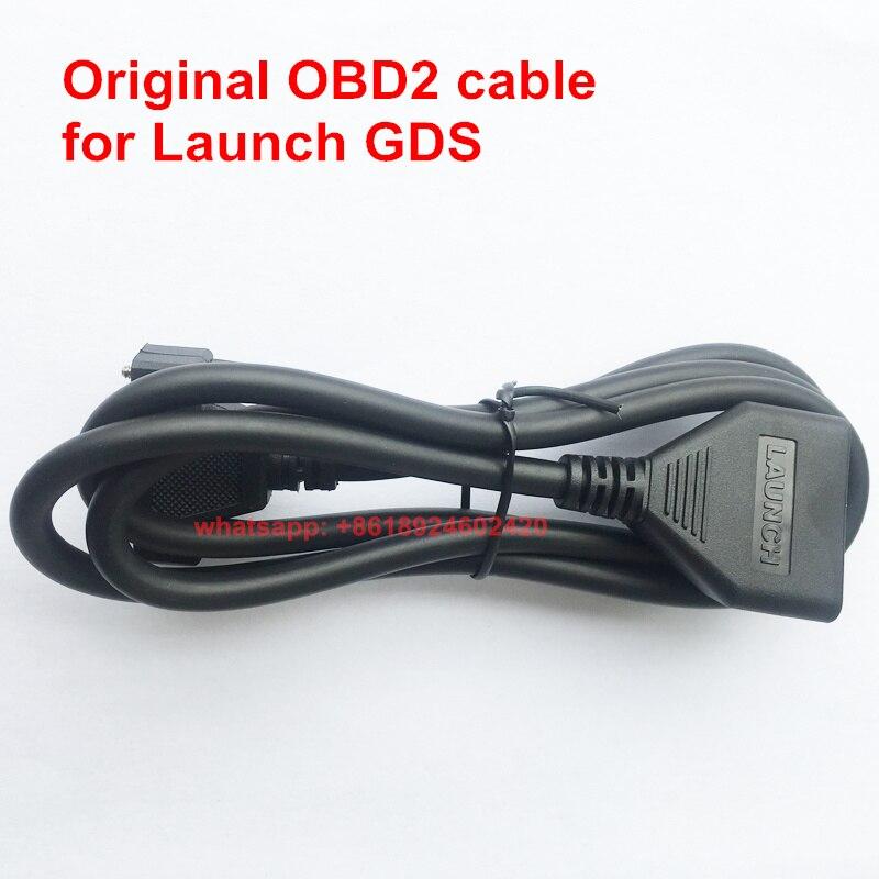 Prix pour 100% D'origine LANCEMENT Câble Principal Pour GDS, OBD2 Câble Pour LANCEMENT X431 GDS Outil De Diagnostic
