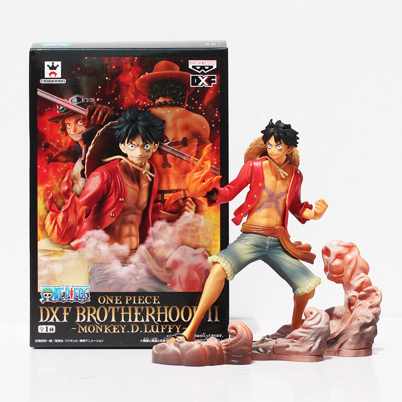 One Piece - Luffy, Ace, Sabo Brotherhood 3pcs/set Action Figure (14-17cm)