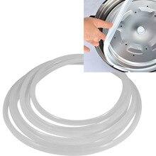 Скороварка s белая силиконовая резиновая прокладка уплотнительное кольцо 22 24 26 28 30 32 см скороварка уплотнительное кольцо кухонные инструменты для приготовления пищи