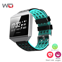 WQ CK12 Smart Bracelet 1.3 Inch Fitness Tracker Smart Band Support Heart Rate Smart Blood Pressure Wristbanad PK Fit Bit