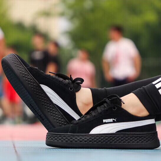 2018 PUMA shoes women Suede Cleated Creeper First Generation Rihanna  sneakers for women fenty tenis puma 8c44332dc