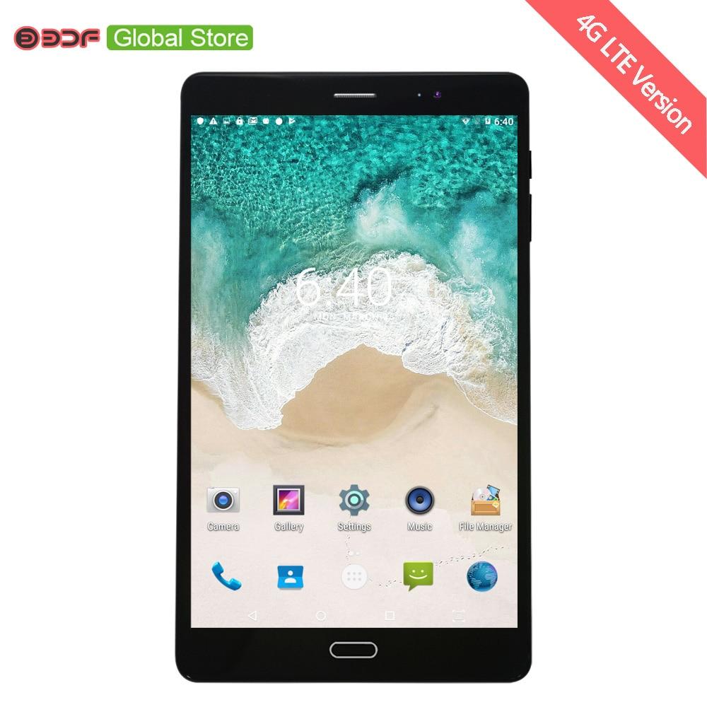 Nueva llegada tableta de 8 pulgadas 4G llamada telefónica Android 7,0 Octa Core 3G 4G LTE tabletas móviles Dual SIM WiFi 1920*1200 pantalla IPS DOOGEE BL12000 SmartPhone MTK6750T Octa Core 4GB + 32GB Android 7,1 teléfono móvil 6,0 pulgadas 18:9 pantalla táctil doble cámara teléfono móvil