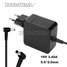 High Quality 19V 3.42A 65W 5.5*2.5mm Laptop Charger For Toshiba Laptop Charging Device For Netbook Notepads Power Adapter(China)