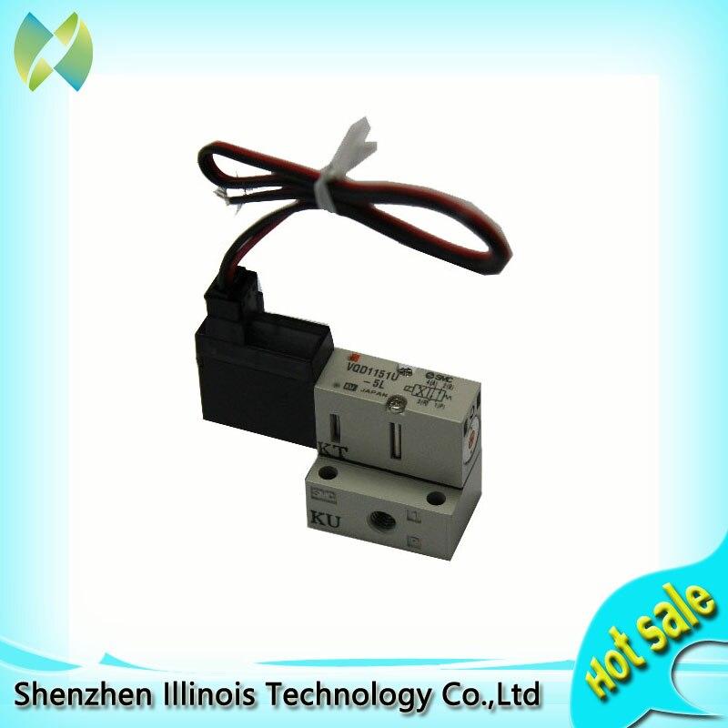 4-way valve SMC valve VQD1151V printer parts4-way valve SMC valve VQD1151V printer parts