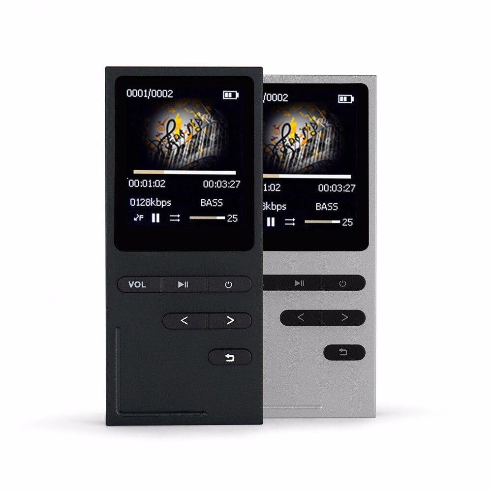 New Mp4 Player 8gb 16gb Speaker Video Radio E Book 18 Cream Walet 2in1 Screen Sd Card Hifi Music Benjie C18