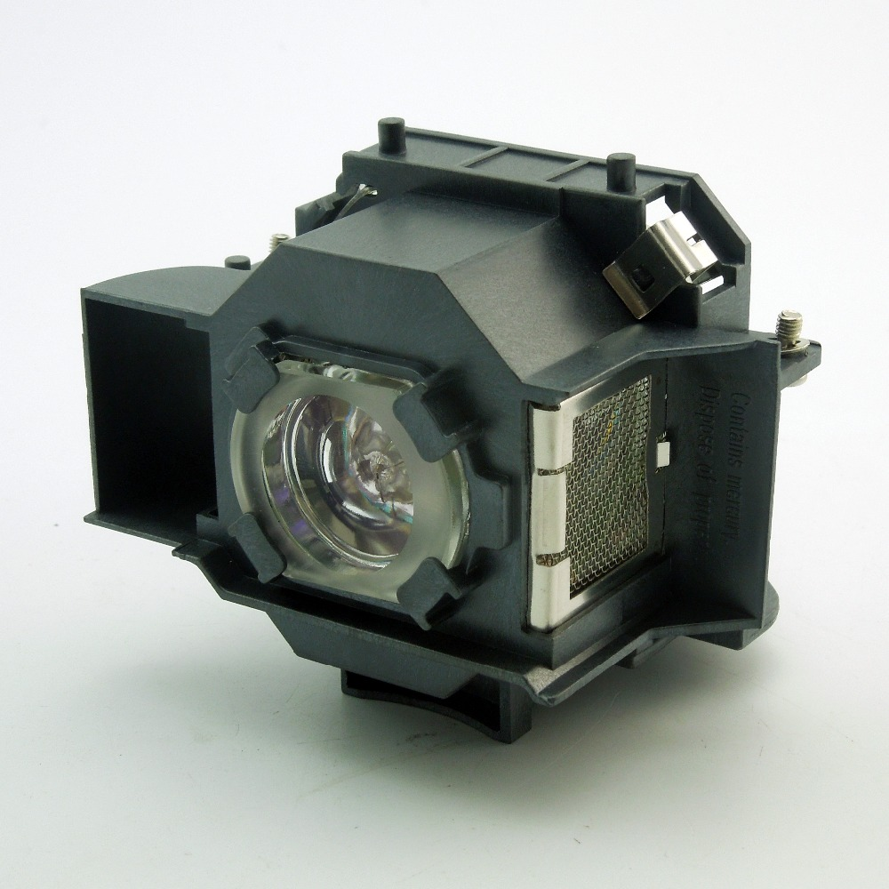 Original Projector Lamp With Housing ELPLP34 / V13H010L34  For EPSON EMP-62/EMP-62C/EMP-63/EMP-76C/EMP-82/EMP-X3/PowerLite 62C projector lamp elplp16 without housing for epson emp 51 emp 71