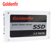 Goldenfir SSD 120GB  240GB  for tablet desktop laptop Solid State Drive HD HDD lowesst prise SSD 128GB 256GB