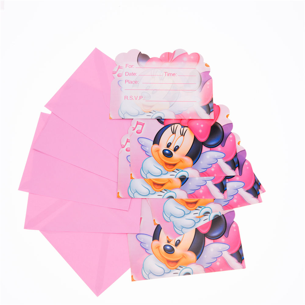 Mickey theme invitation card greeting card theme party toy birthday party theme party cartoon theme birthday wishes image