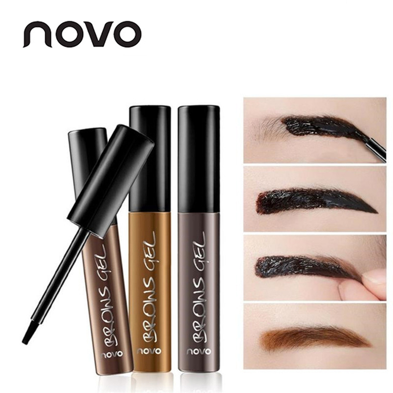 Buy novo brand peel off tattoo brow gel for Tattoo brow gel
