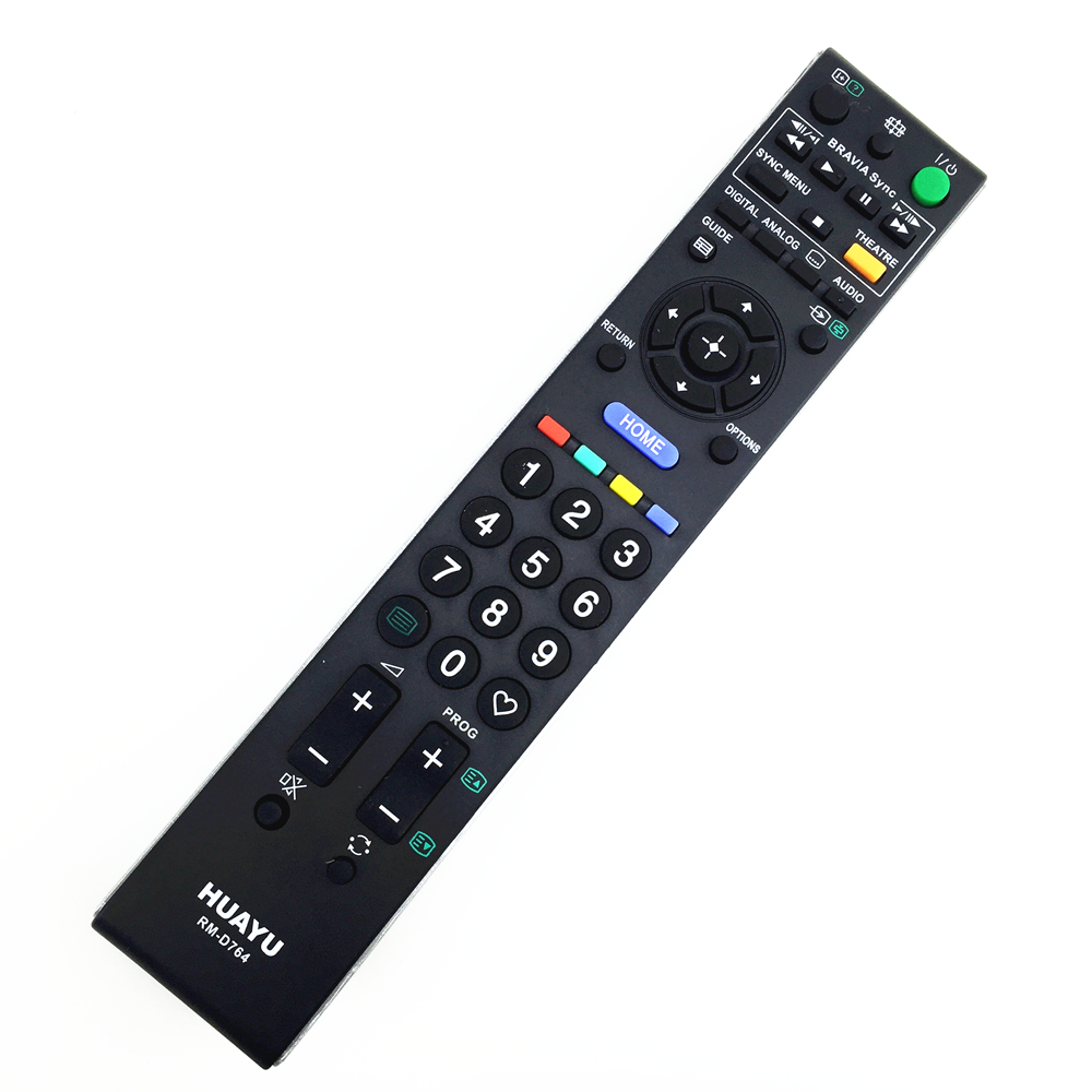 remote control suitable for Sony Bravia TV smart lcd led HD RM-ED009 RM-ED011 rm-ed012 genuine hongdak rm s1am 1 2 lcd wired remote control camera timer for sony alpha dslr a100 more