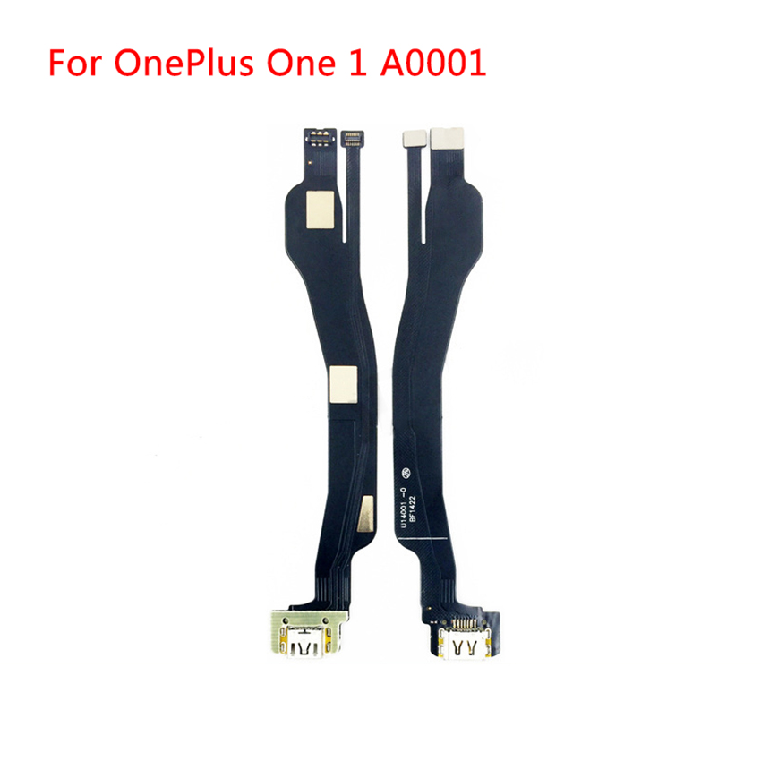 100% Tested USB Charging Port Charger Dock Replace Flex Cable For OnePlus One 1+ A0001