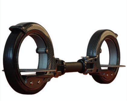 Prix pour SPEEDWAY X8 Mise À Niveau S2 S3 Deux Roues De Planche à roulettes Deux Pièces Rouleau Pliable Dérive de Planche À Roulettes stunt scooter pour les Sports Extrêmes