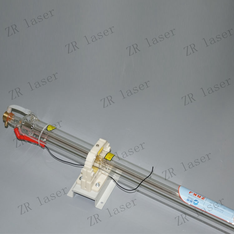 High quality co2 laser tube 50w 1000mm length max power 55w ZuRong