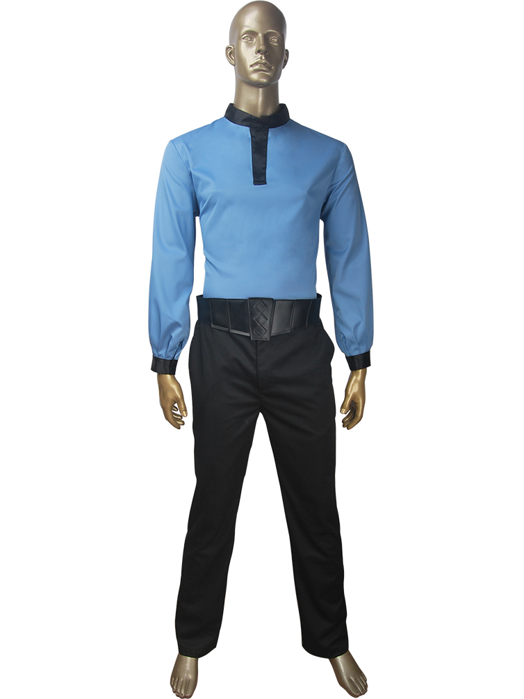 Solo A Star Wars Story Lando Calrissian cosplay halloween costume film space Western scoundrel make up carnival outfit-in Movie u0026 TV costumes from Novelty ...  sc 1 st  AliExpress.com & Solo: A Star Wars Story Lando Calrissian cosplay halloween costume ...