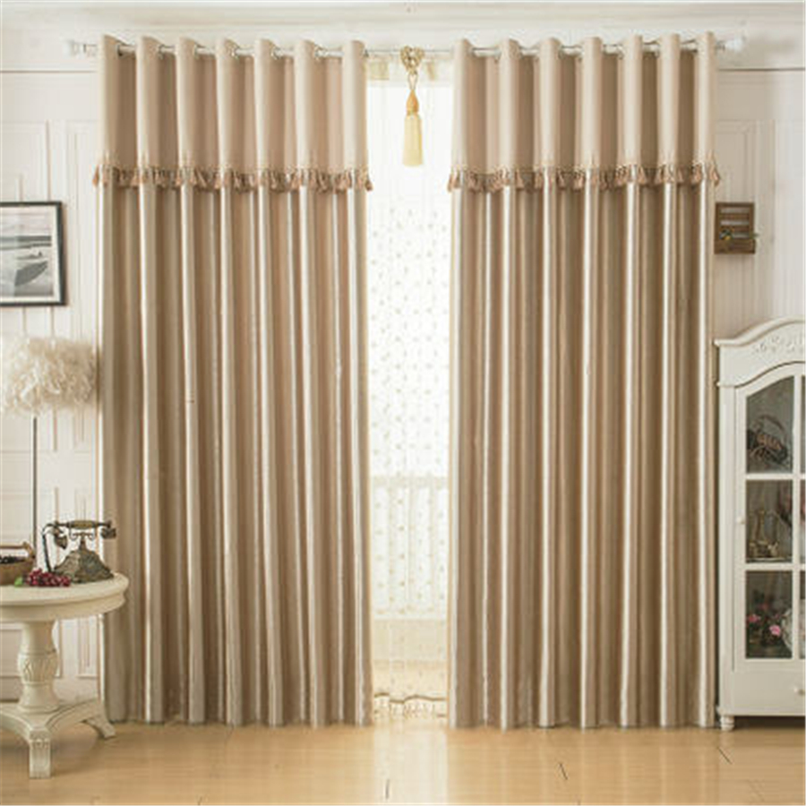 Kitchen Blackout Curtains For Living Room Housing Family Kids China Luxury  Curtain Decorative Thick Curtains Europe QQL15