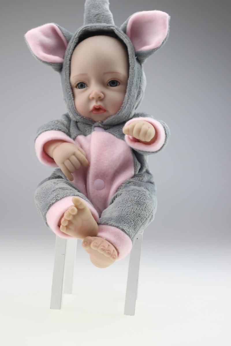 Popular Animated Silicone Baby Dolls-Buy Cheap Animated Silicone ...
