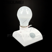 Infrared IR Sensor Standard AC 220V E27 Lamp Base LED Lamp Bulb Base Auto Wall Light Holder Socket PIR Motion Detector
