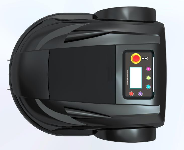 Robot Otomatis Mesin Pemotong Rumput / gulma dengan CE dan ROHS - Peralatan rumah tangga - Foto 2