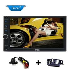 "Free Front and Back up Camera+Double Din 7"" Android 6.0 Car Double din 2 din video Player In Dash GPS Navigation Auto Radio"