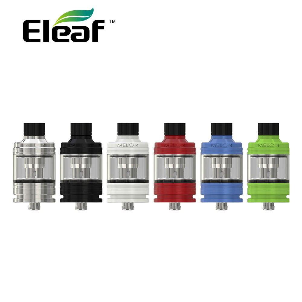 Hot Originale Eleaf Melo 4 Atomizzatore 4.5 ml/2 ml Capacità Serbatoio con EC2 Coil Huge Vapor per IKuun I80 MOD/IKuun I200 MOD Vape serbatoio