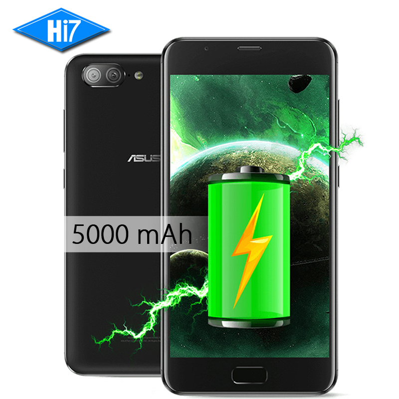 ASUS Zenfone 4 Max X015D Octa Core 3GB RAM 32GB ROM 5.5 inch 5000mAh Dual Back Camera 13MP/8MP MT6750 Android 7.0 Mobile Phone