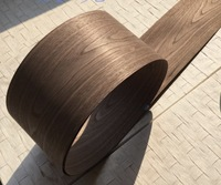 2PCS LOT 2 5Meter Pcs Width 18cm Thickness 0 5mm Solid Wood Veneer Loudspeaker Kin Sticker