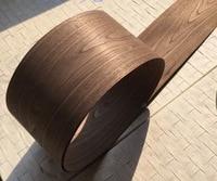 2PCS LOT 2 5Meter Pcs Width 18cm Thickness 0 5mm Solid Wood Veneer Loudspeaker Kin Sticker