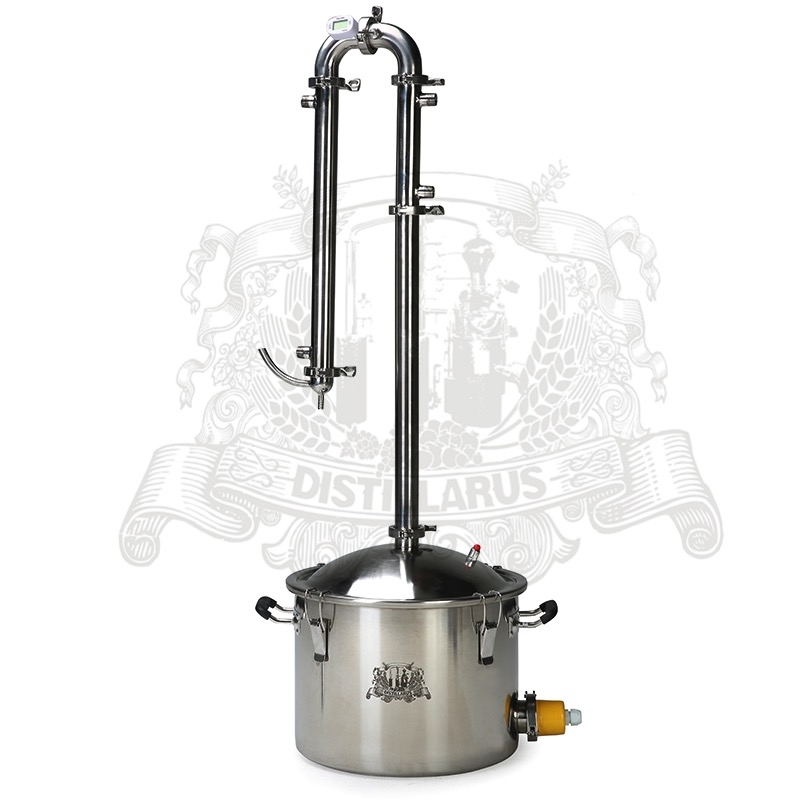 tahmeed aijaz reactive distillation Kit for distillation 25L Tank ,  Antonich 2.0, Sampling module
