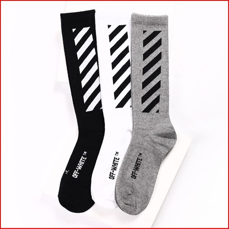 2017 New Brand Striped tie dye socks s