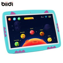 Tableta de 10 pulgadas Android 5.1 wifi Tablets pc para niños Chldren WiFi Quad core de Doble Cámara de 16 GB con cubiertas de silicona pk 7 pulgadas tablet