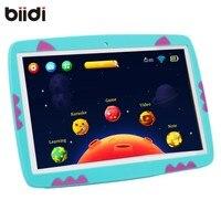 Tableta de 10 pulgadas Android 5.1 wifi Tablets pc para niños Chldren WiFi Quad core de Doble Cámara de 16 GB con cubiertas de silicona pk 7 pulgadas tablet